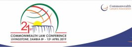 Commonwealth Law Conference Livingstone