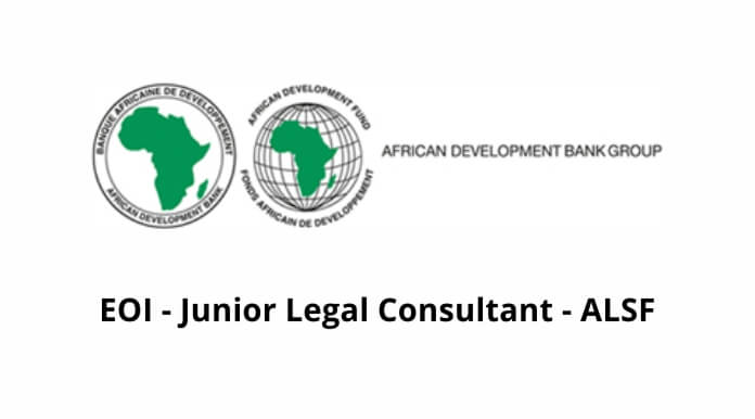 EOI - Junior Legal Consultant - ALSF